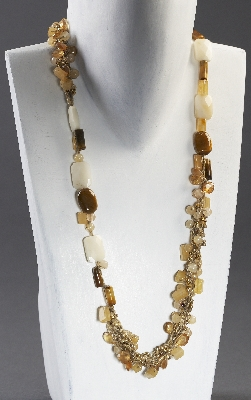 Corked Necklace